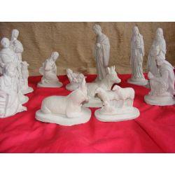 SZOPKA figurki do samodzielnego malowania