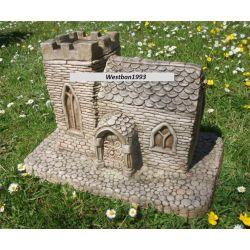 Kościól średniowieczny Akcesoria