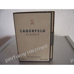 LAGERFELD CLASSIC -oryg. próbka 1ml PIĘKNY ORIENTALNY , NISZOWY