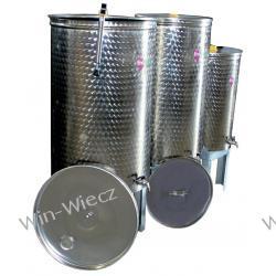 Kadź fermentacyjna INOX 100L