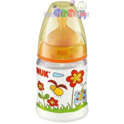 Butelki nuk 150 ml plastikowe butelki Nuk...