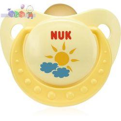 Smoczki do uspokajania Nuk Classic Night & Day - dzień - rozmiar 1 (0-6m)...