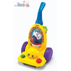 Zabawki Fisher Price - śpiewający odkurzacz...