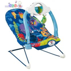 Leżaczek Ocean Wonders Fisher Price...