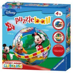 Puzzle kuliste Puzzleball Junior 24 elementy Disney Myszka Miki Ravensburger 4+...
