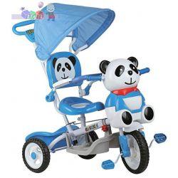 Trójkołowy rowerek dla dziecka Miś...