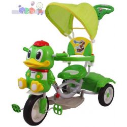 Trójkołowy rowerek dla dziecka Kaczorek...