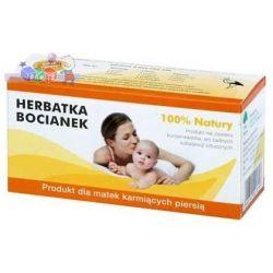 Ekspresowa herbatka ziołowa Bocianek dla karmiących matek...