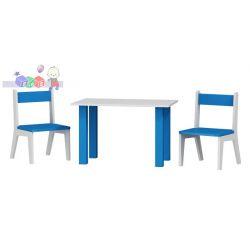 Stolik z dwoma krzesełkami  50x80x54h...