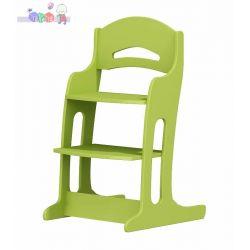 Krzesełko do karmienia od 2-12 lat z regulacją oparcia i podnóżka...