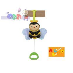 Wesoła pozytywka do łóżeczka Pszczółka K's Kids...