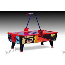 Air hockey ICE & FIRE firmy WIK 8 ft. Akcesoria