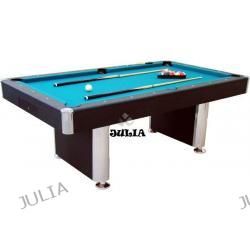 Stół bilardowy TORONTO 7ft czarny Akcesoria