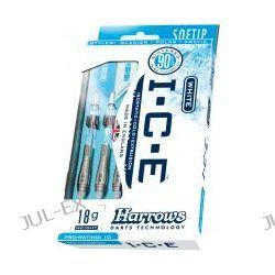 rzutki lotki HARROWS ICE 90% Tun z futerałem Akcesoria