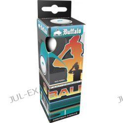 Profesjonalne piłeczki do ping-ponga BUFFALO 3 szt  Akcesoria