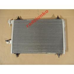 Chłodnica klimatyzacji Peugeot 307 03-07 1.6HDi