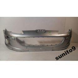 Zderzak przedni Peugeot 407 2004-