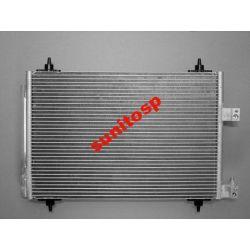 Chłodnica klimatyzacji Citroen C5 2001-2004