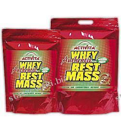 Activita Whey Best Mass Dibencozide Positive - 1000 g