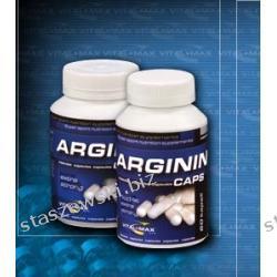 VitalMax L-arginina - 60 kaps