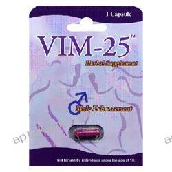Vim-25, absolutna skuteczność na erekcję
