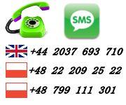 Kontakt UK i Polska