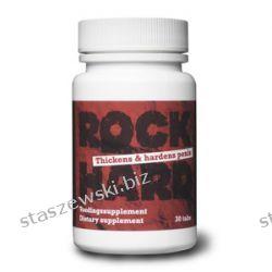 RockHard - pełna erekcja + powiększenie penisa