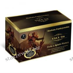 VSex tea - absolutny lider w przywracaniu męskości