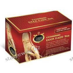 Premium Rock Hard Tea - szybkie działanie na libido