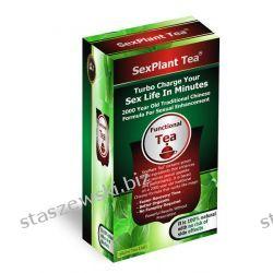 SexPlant Tea, podwaja Twoje mozliwości seksualne