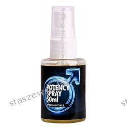 Blue Potency Spray, najmocniejsza formuła