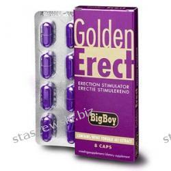Golden Erect - pewne utrzymanie erekcji - 8 kaps.
