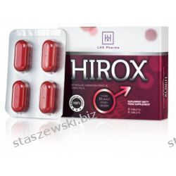 HIROX, tabletki silnej erekcji. Polecane!