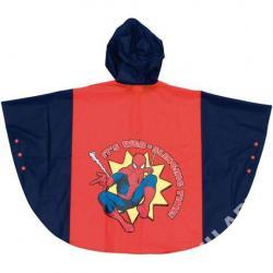 Peleryna przeciwdeszczowa poncho Spiderman- 4 lata