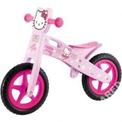 Drewniany rowerek biegowy Hello Kitty- Disney- 3 l
