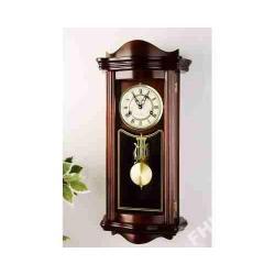 Zegar wiszący Prometeusz z regulowanym wahadłem.