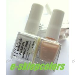 LEMAX - FRENCH MANICURE DUO KOLOR / BEŻ
