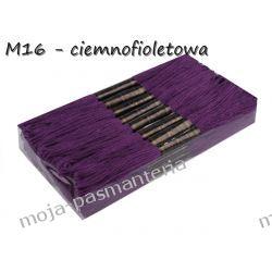 M16 - MULINA CIEMNOFIOLETOWA