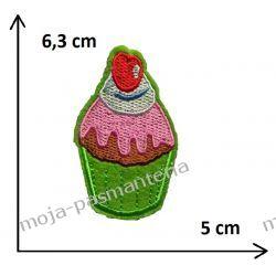 NAPRASOWANKA TERMO -MUFFINKA - BABECZKA 6,3x5cm