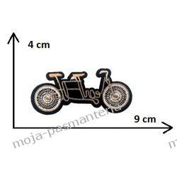 Naprasowanka - MOTO ROWER - 4x9cm