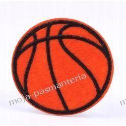 PIŁKA -NBA KOSZYKÓWKA - 6 cm - aplikacja termo naprasowanka