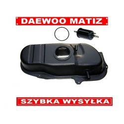 ZBIORNIK PALIWA BAK DAEWOO MATIZ 96558578 NOWY