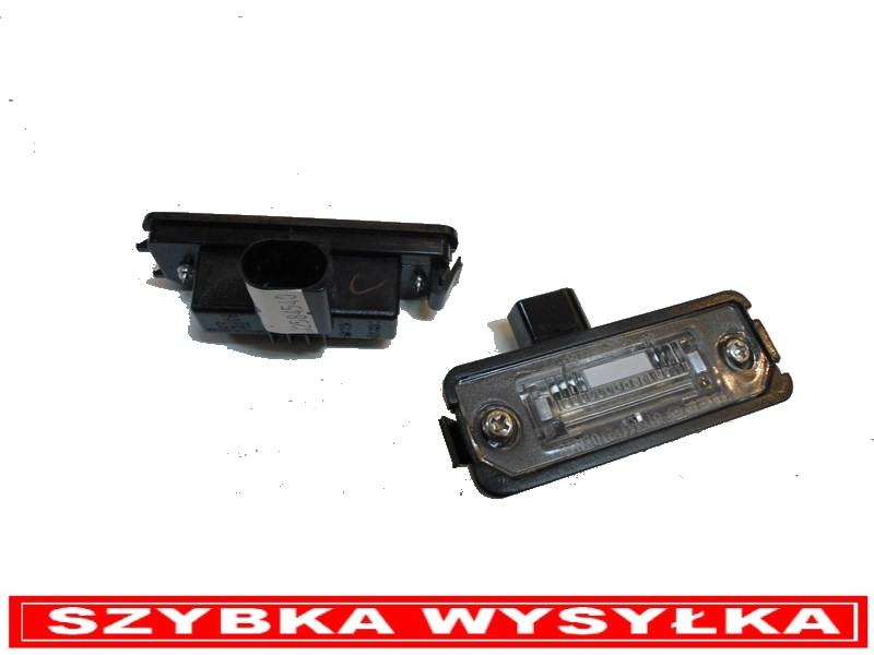 Lampka Tablicy Rejestracyjnej Volkswagen Golf Iv New Beetle