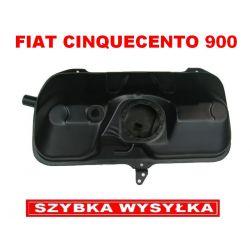 ZBIORNIK PALIWA BAK FIAT CINQUECENTO 900 WTRYSK 7678929 / 7784596