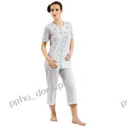 WADIMA PIżAMA   M L XL XXL XXXL kr rękaw+3/4 spodnie  40 42 44 46 48
