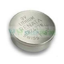 Bateria CR2477N DL-2477N BR2477-1W KCR2477 LM2477 Renata 3.0V... Bluetooth