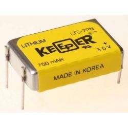Bateria LTC-7PN 750mAh 3.5V...