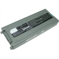 Bateria Panasonic ThoughBook CF-19 5200mAh 56.2Wh Li-Ion 10.8V Bluetooth