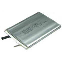 Akumulator pryzmatyczny LP506085 3000mAh 11.1Wh Li-Polymer 3.7V 5x60x85mm Bluetooth