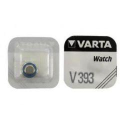 Bateria srebrowa do zegarków 393 SR754SW SR48 Varta 1.55V 7.9x5.4mm Bluetooth